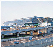 桃園國際航空站(桃園機場)