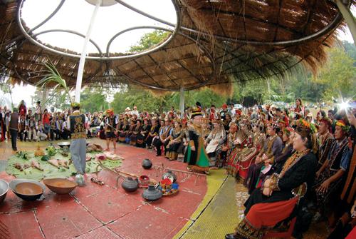 Las culturas aborígenes de Taiwán