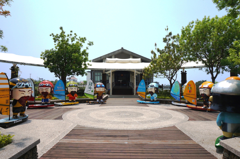 大鵬灣國家風景區管理處遊客中心
