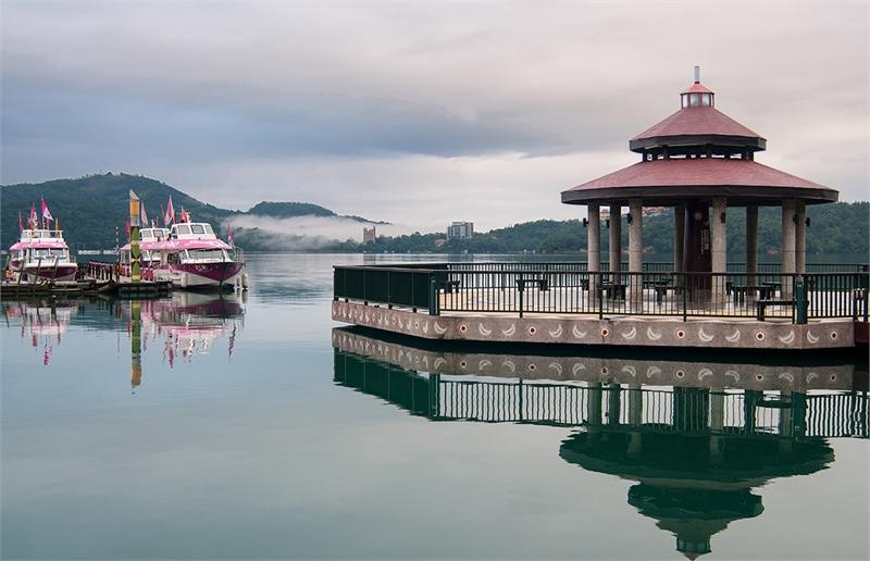 遊湖(水社-玄光寺-伊達邵)