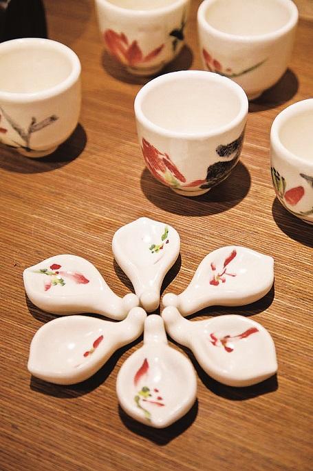 白荷陶坊陶藝品