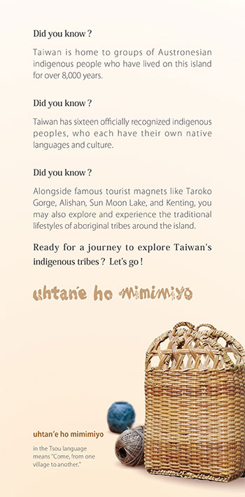 Explore Taiwan's Indigenous Tribes