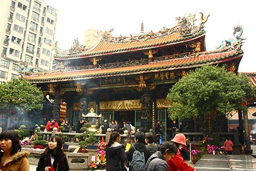 艋舺寺廟古蹟1日遊