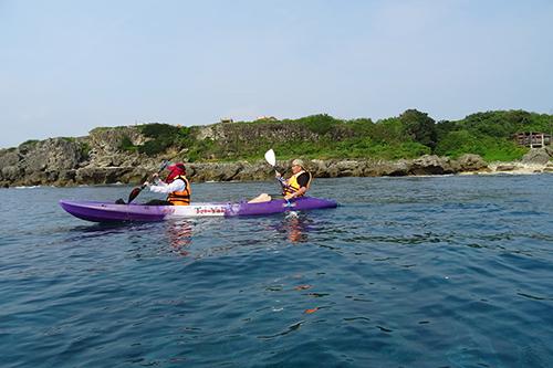 小琉球海洋生態二日輕旅行