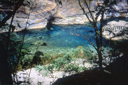 太魯閣峽谷景觀一日遊路線二