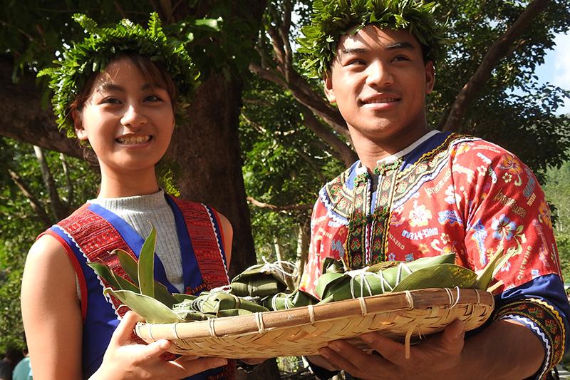 水上草原的古婚禮-排灣傳統婚禮體驗三日遊