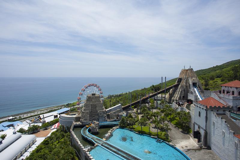 海洋公園主題樂園一日遊