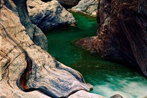 花蓮太魯閣峽谷觀光1日遊