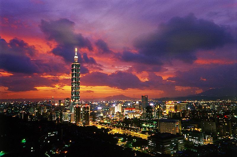 臺北夜景觀光半日遊