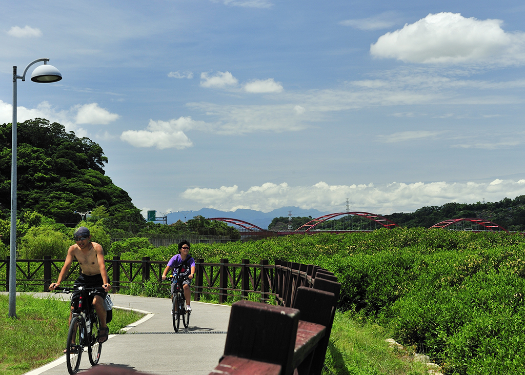 Tamsui River Mangrove Conservation Area