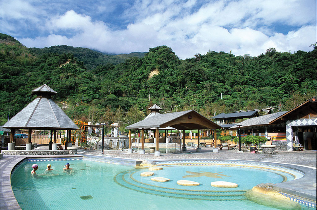 Hongye Hot Springs