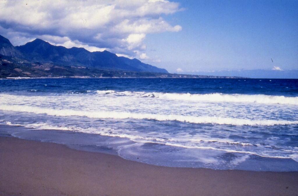 Beautifu beach of Shanyuan