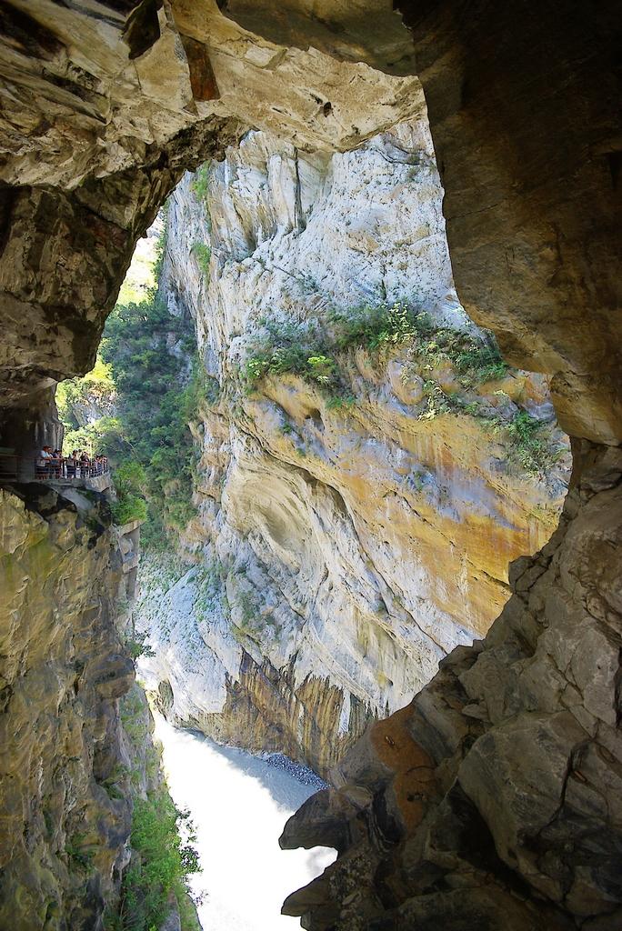 大理石峭壁