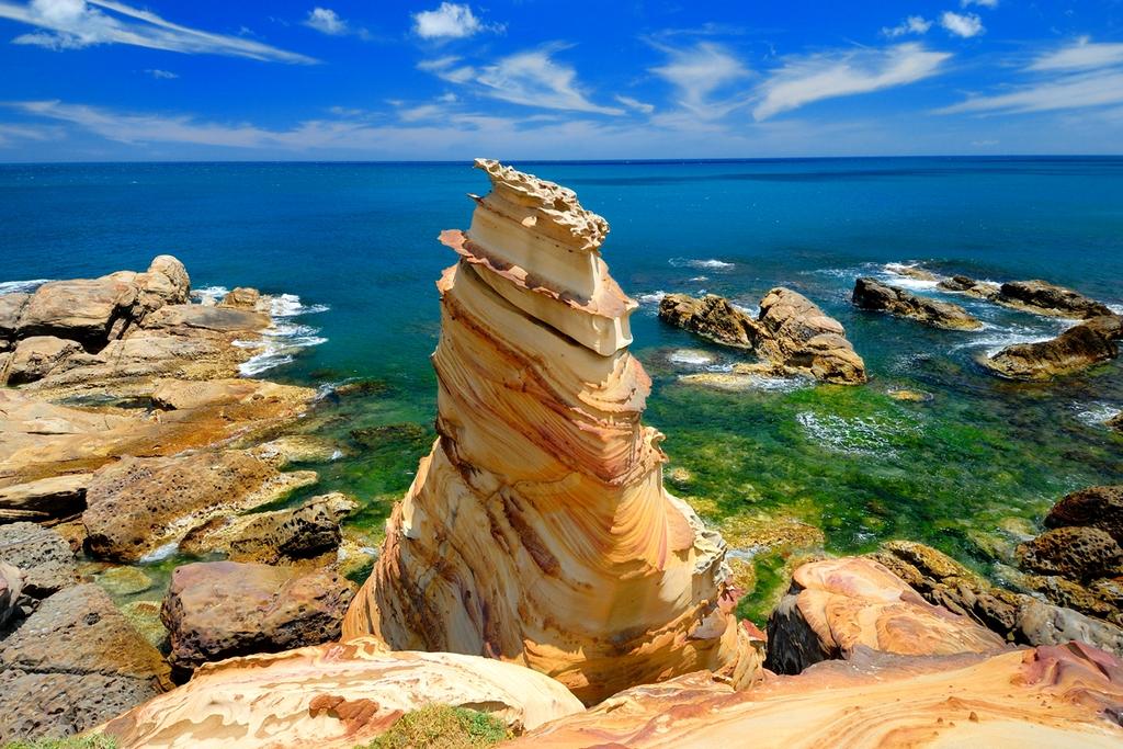帶狀花岩石