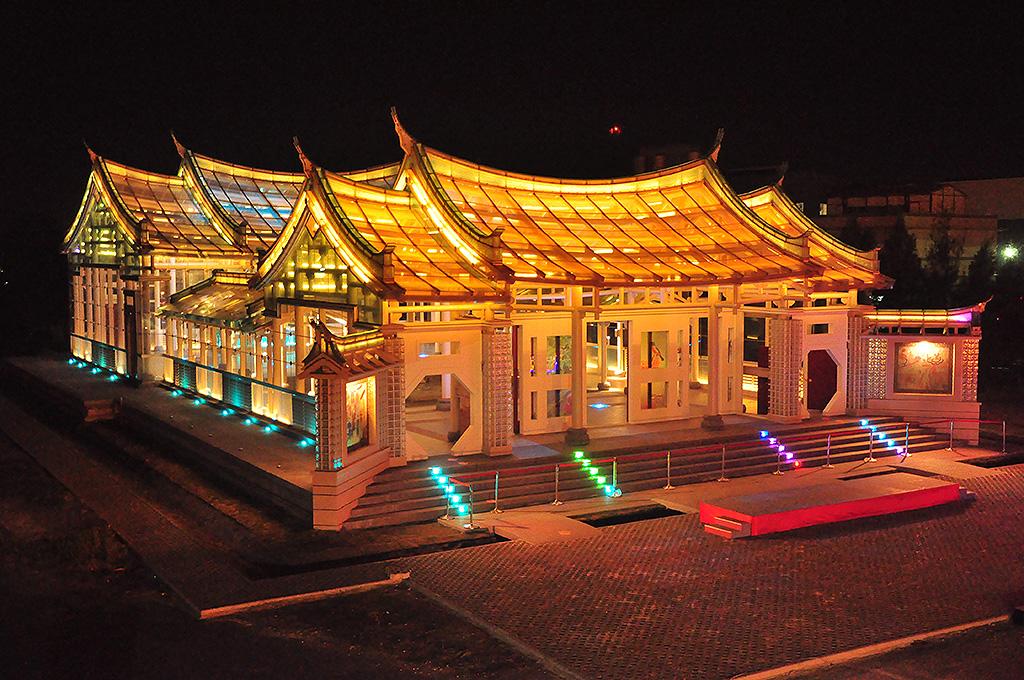 臺灣玻璃館