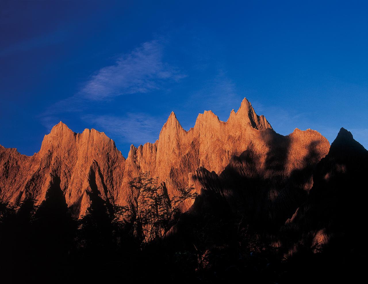 草山月世界 西拉雅国家风景区 西拉雅国家风景区位於嘉南平原东部高山