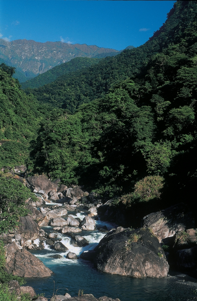 Fuyuan National Forest Recreation Area