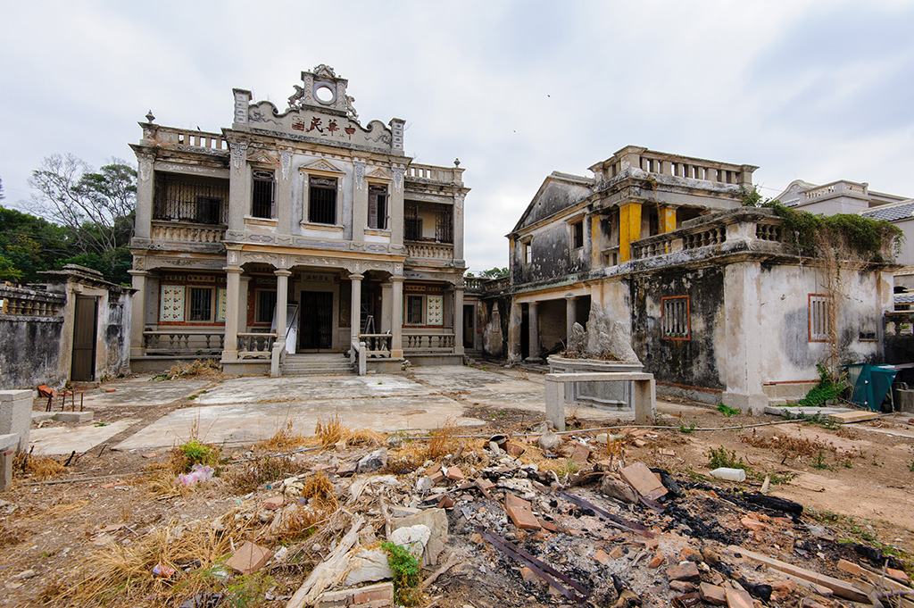 Kinmen National Park historic relics