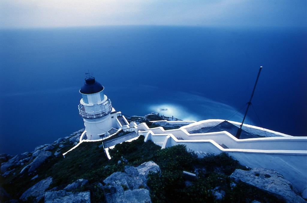 馬祖國家風景區--東引燈塔