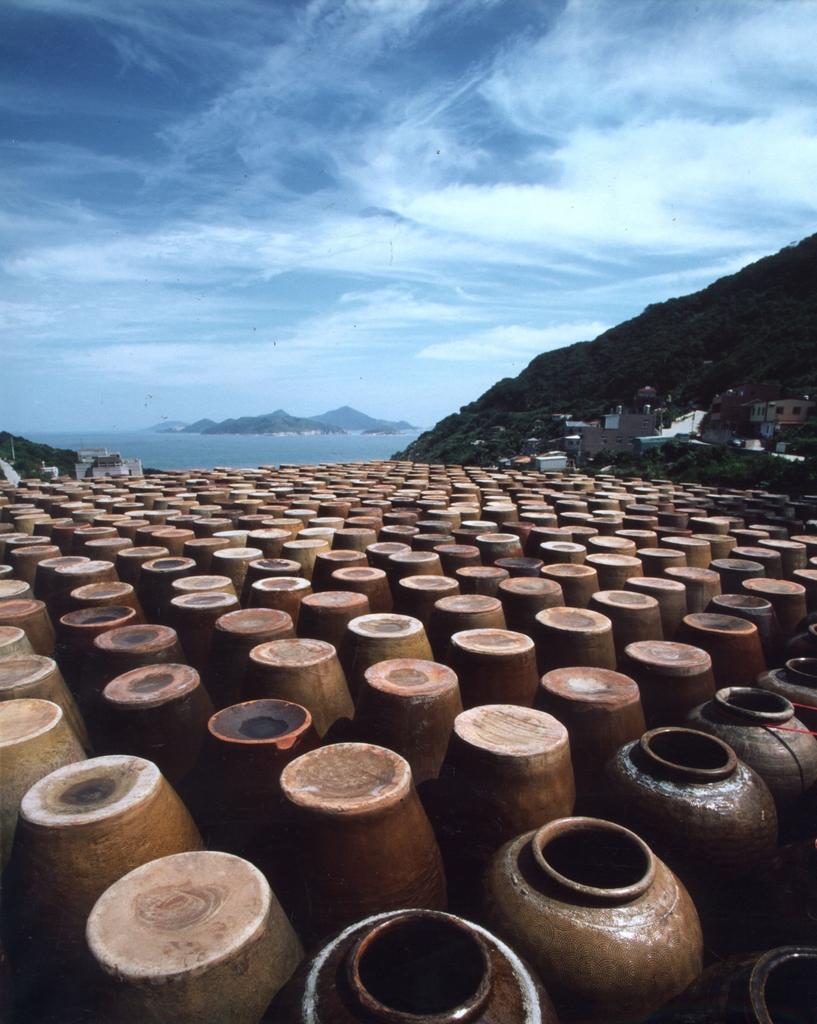 馬祖國家風景區--馬祖酒廠