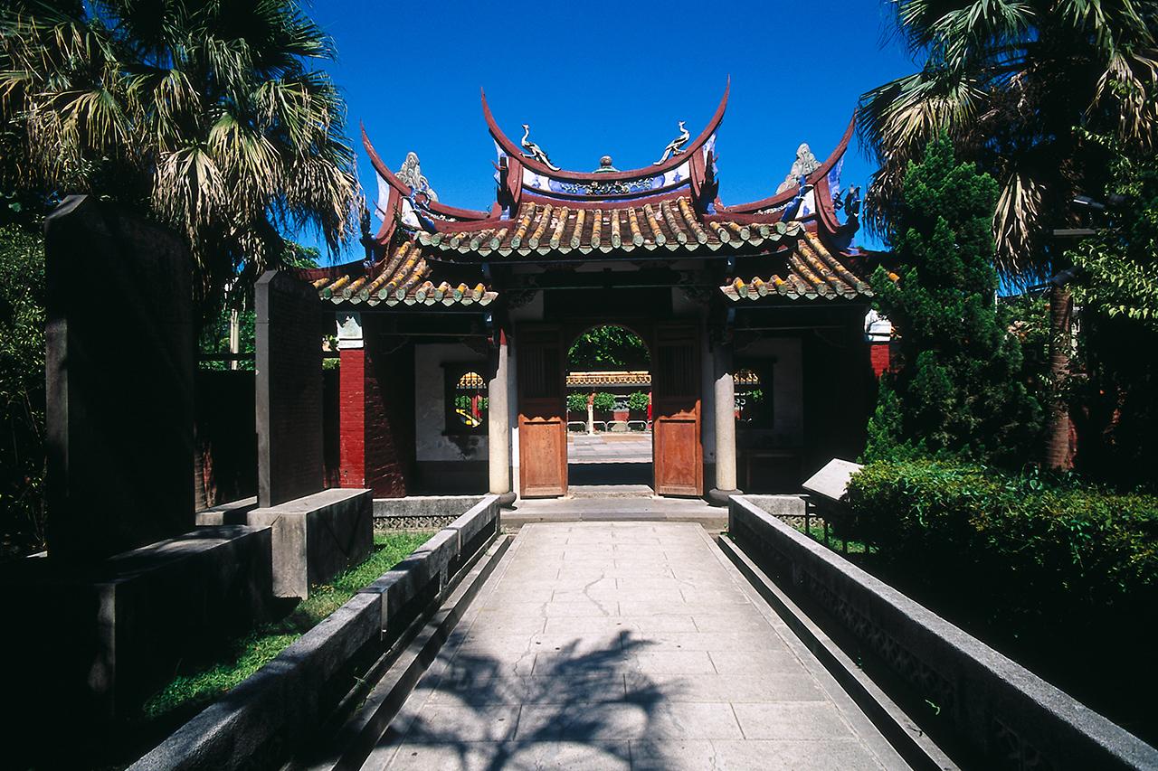 Templo de Confucio en Taipei