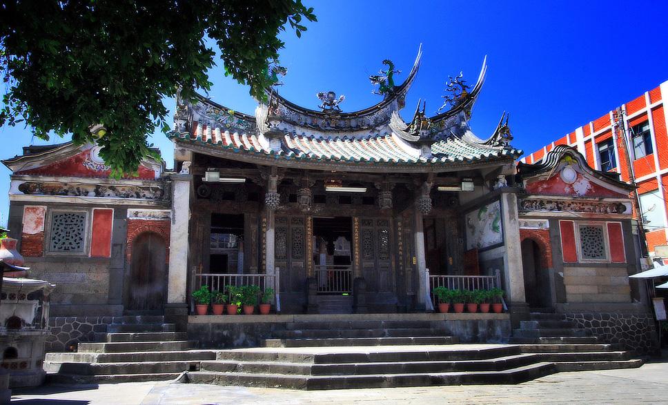 澎湖天后宮是全臺灣歷史最悠久的媽祖廟