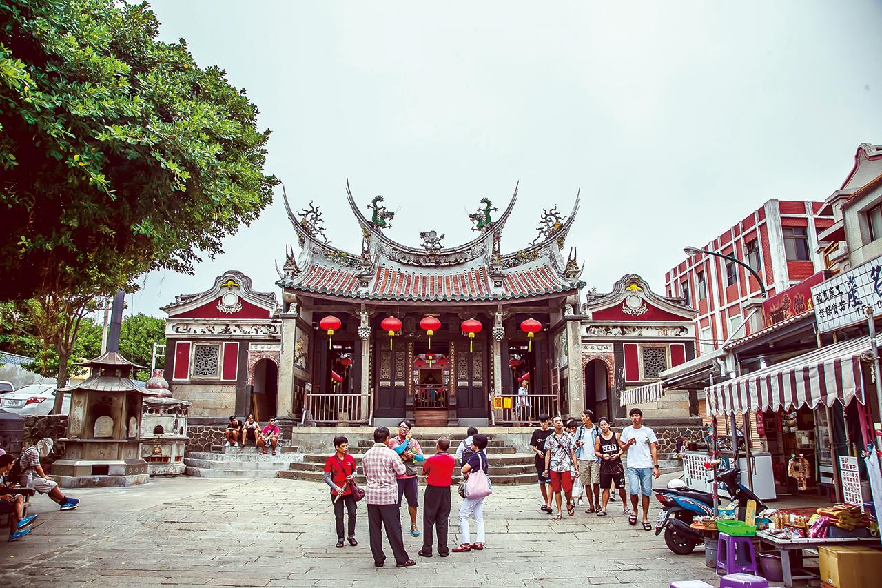Penghu Queen of Heaven Temple (Tianhou Temple) is the oldest Queen of Heaven Temple in Taiwan