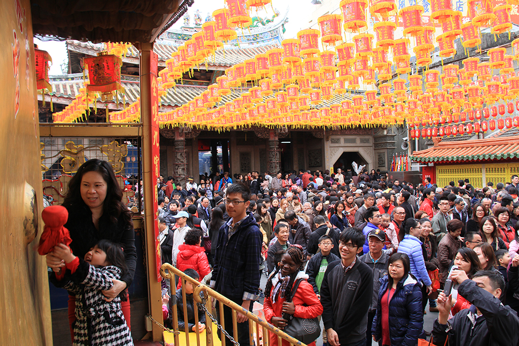 Lukang Tianhou Temple
