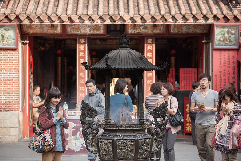 臺北霞海城隍廟