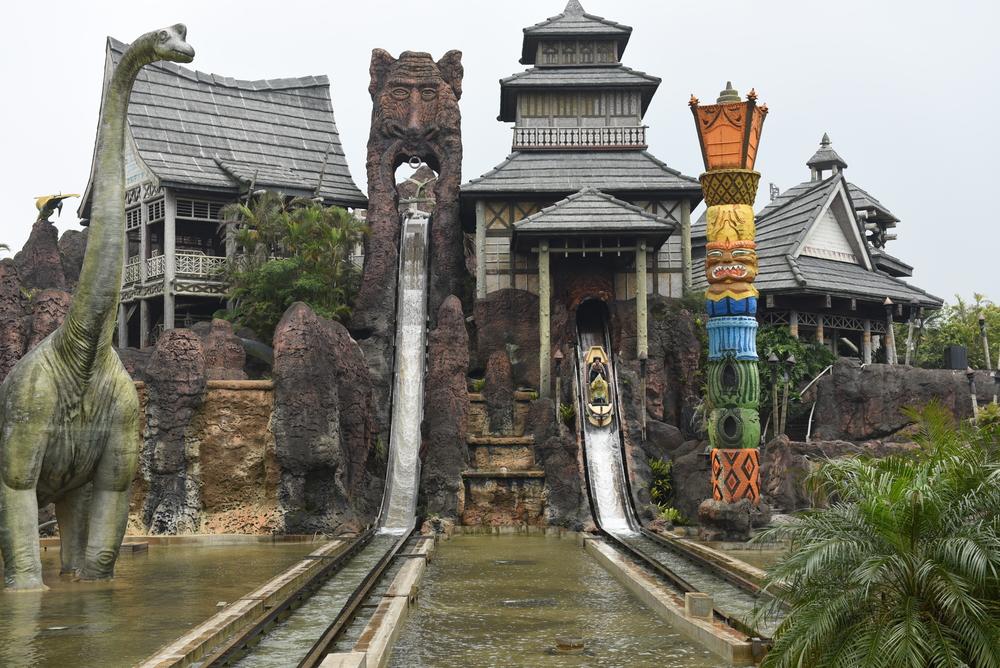 Parque Temático de Atracciones Leofoo