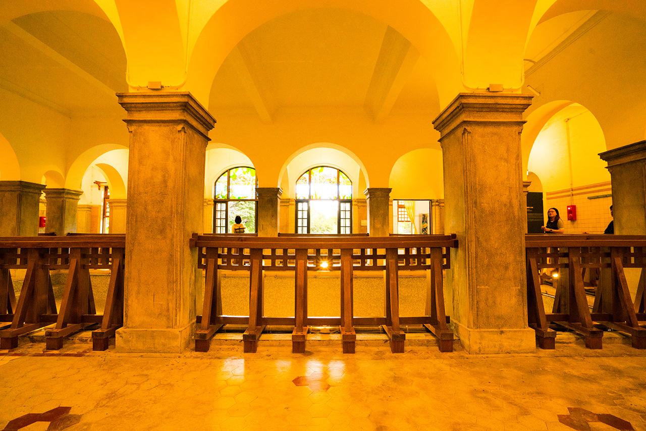 北投溫泉博物館大浴池