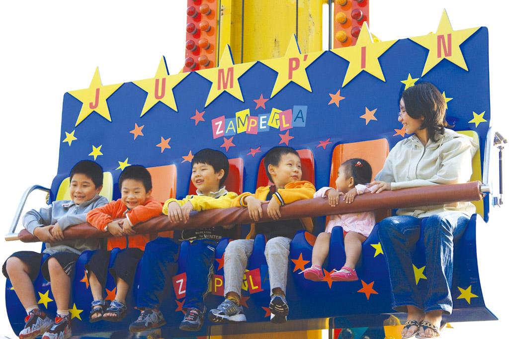 小人國主題樂園-跳星星