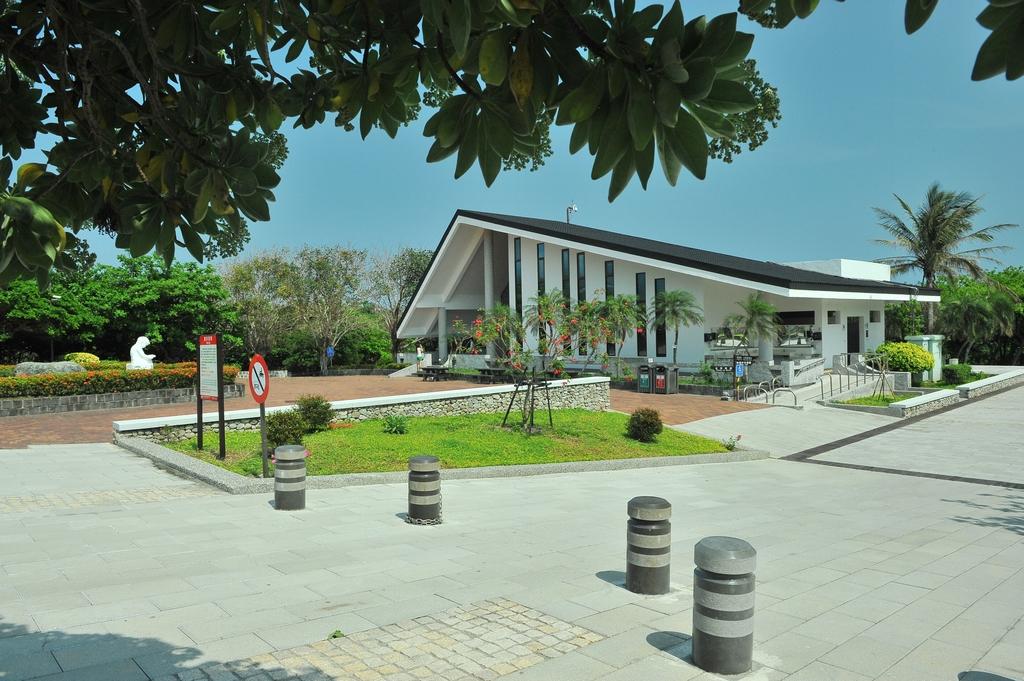 東部海岸國家風景區--小野柳遊客中心