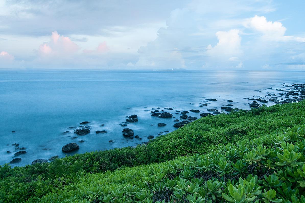 東部海岸國家風景區--伽路蘭海岸