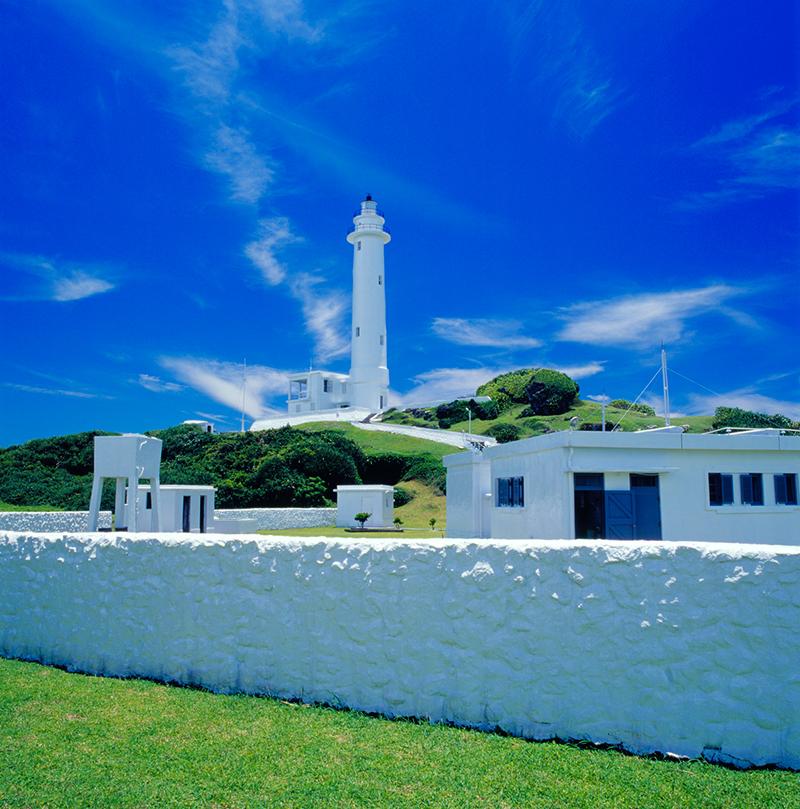 東部海岸國家風景區--綠島燈塔