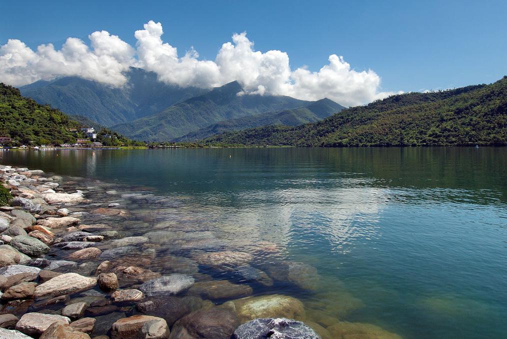 花東縱谷國家風景區--鯉魚潭