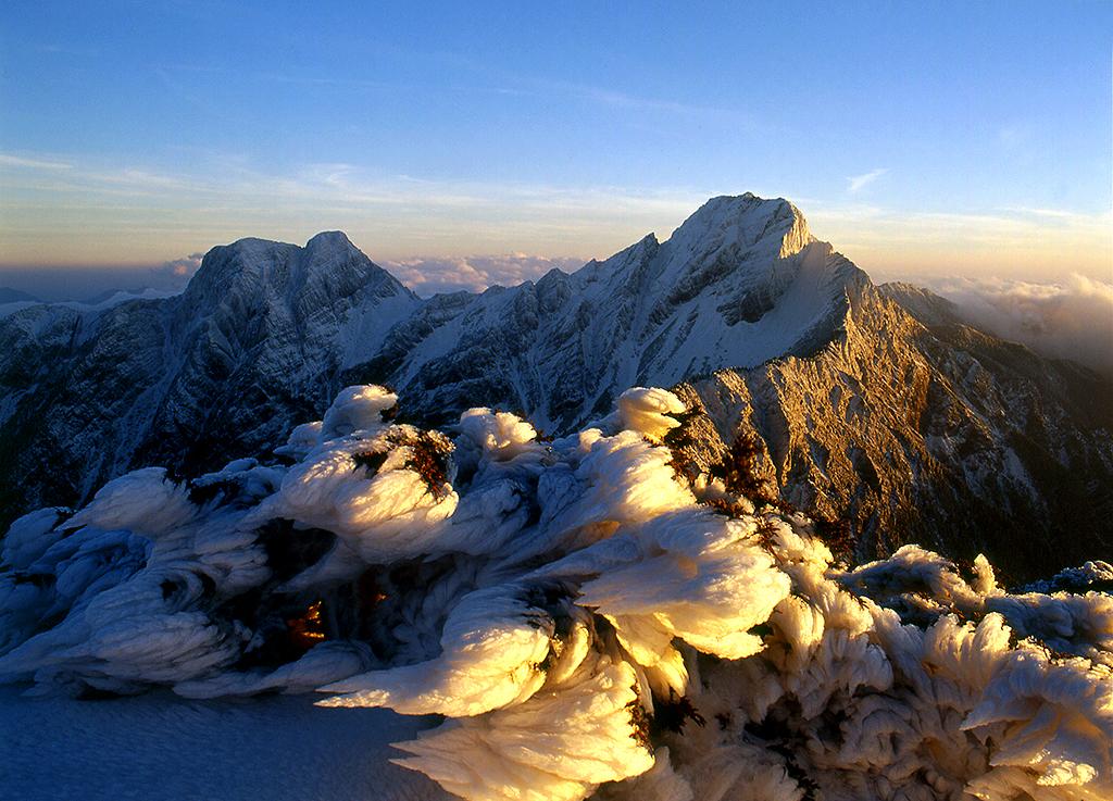 Yushan (Yu Mountain) National Park - Nanan Visitor Center