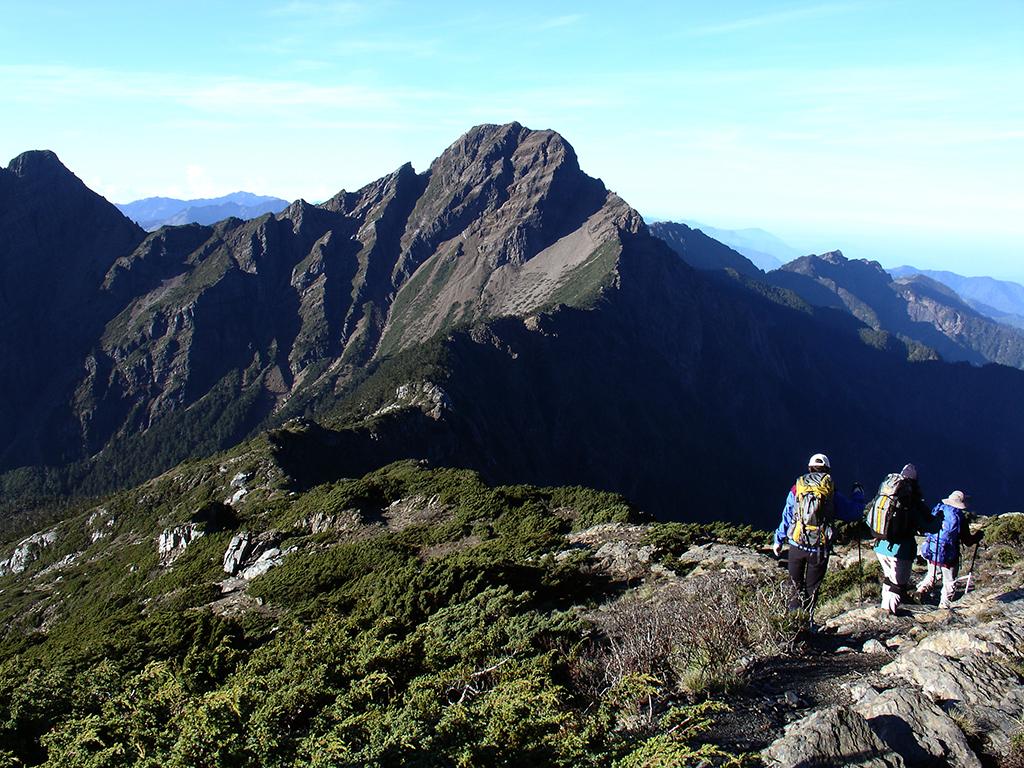 Yushan (Yu Mountain)