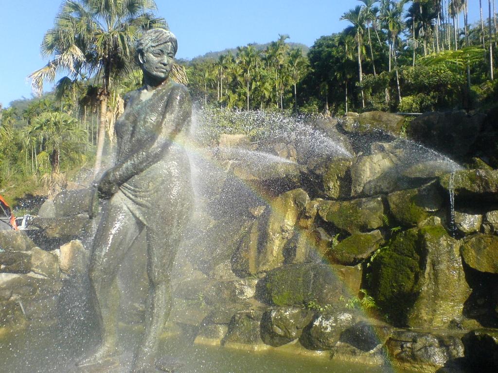 王英信雕塑園區地方文化館