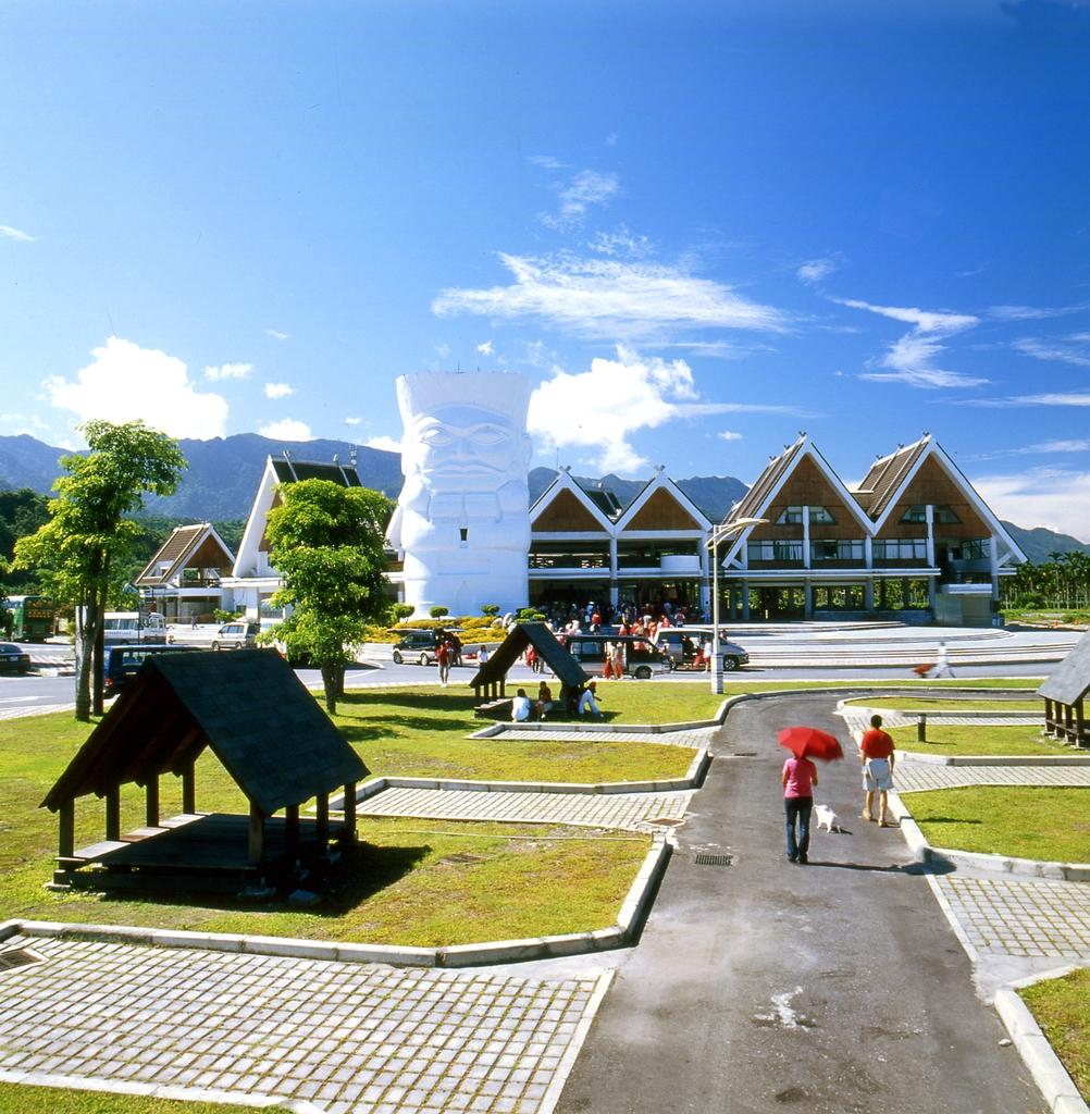 秀姑巒溪泛舟遊客中心