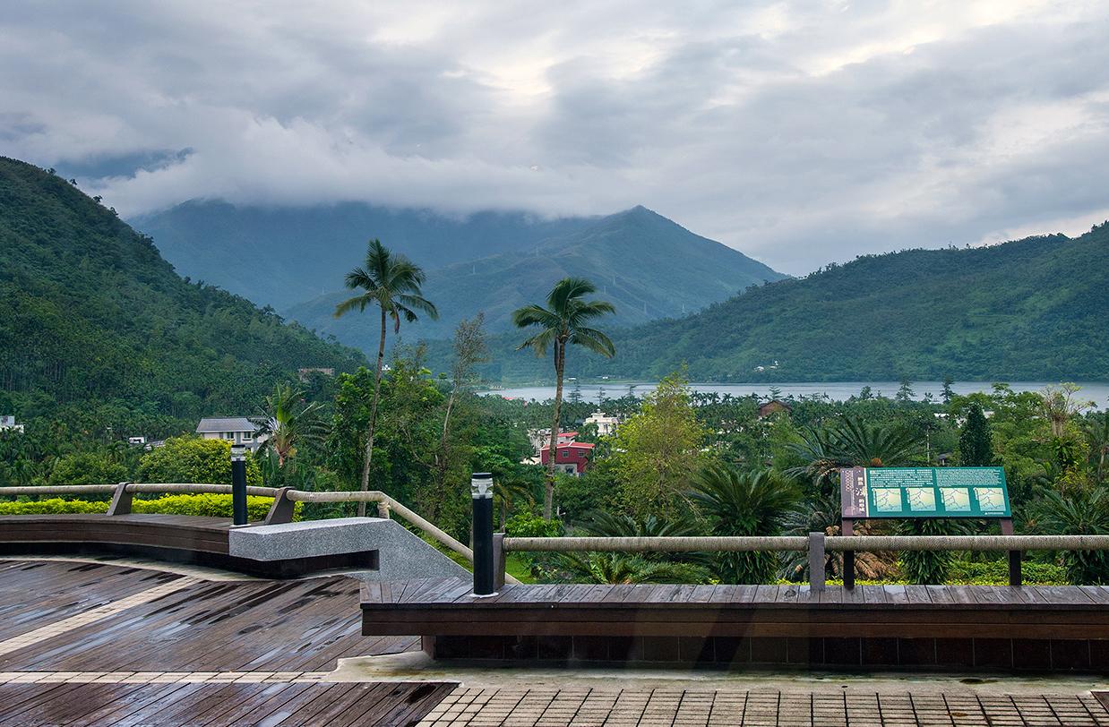 池南國家森林遊樂區風景