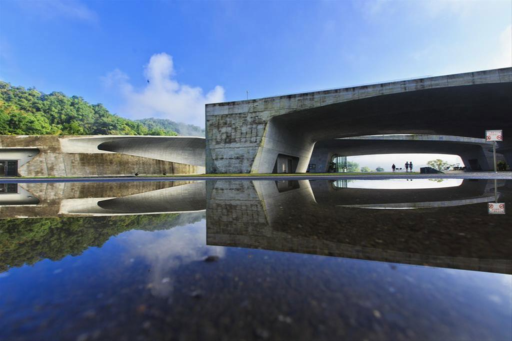 日月潭國家風景區-向山遊客中心