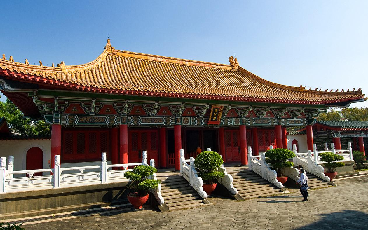 高雄孔子廟-崇聖祠