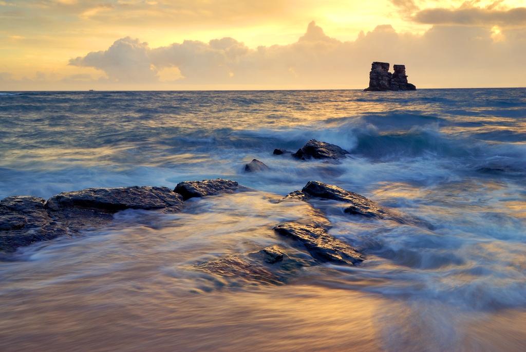 北海岸及观音山国家风景区