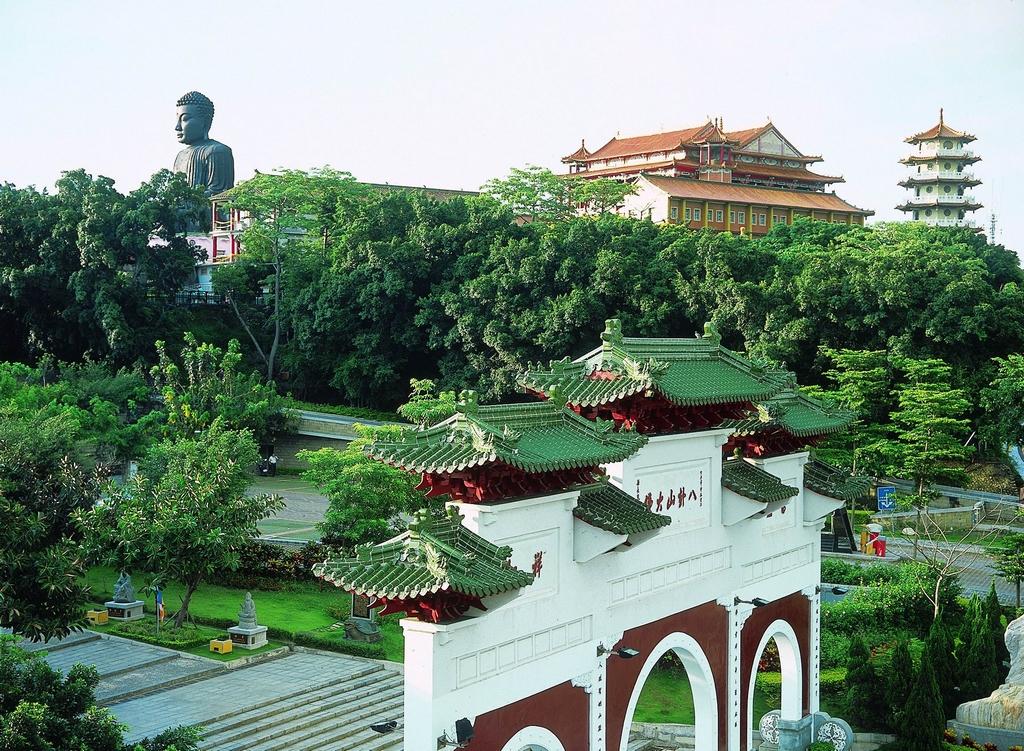 八卦山大佛風景區