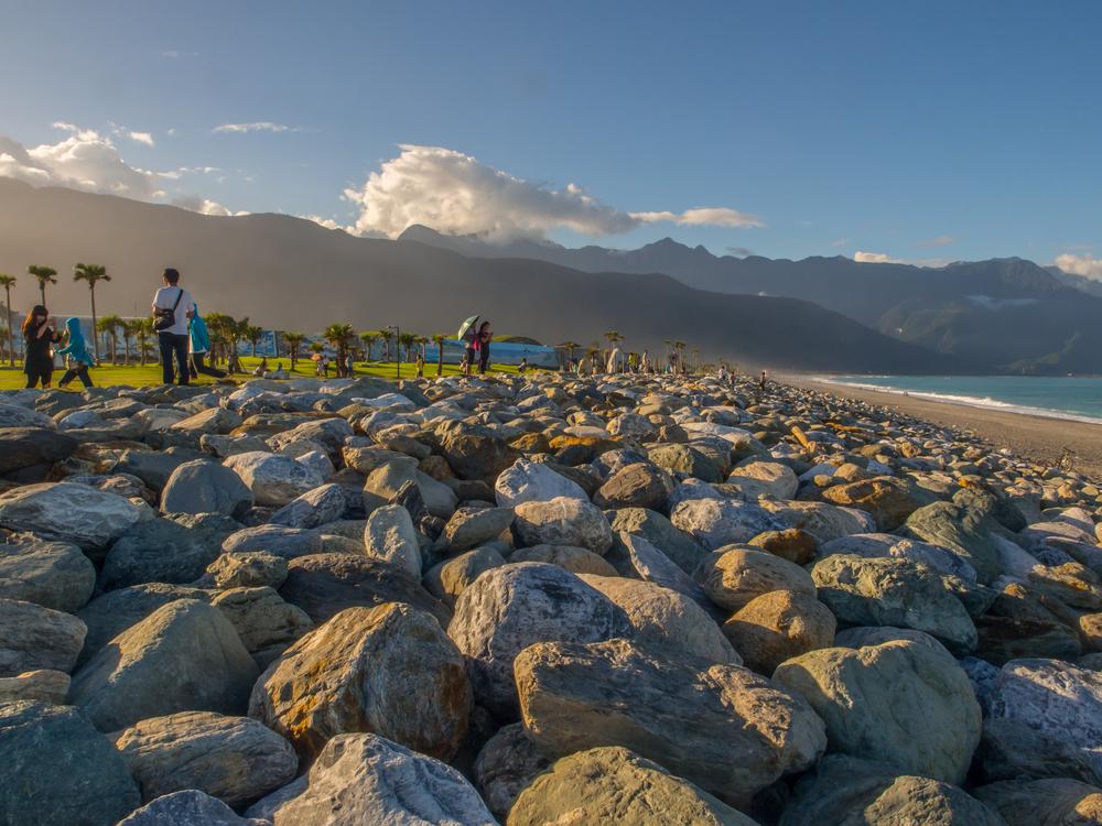 太平洋公園美景