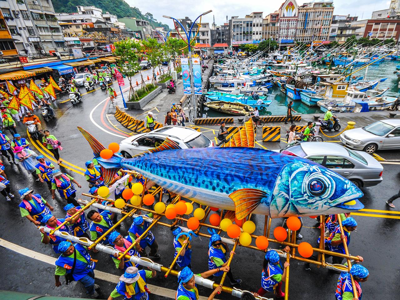 南方澳鯖魚祭