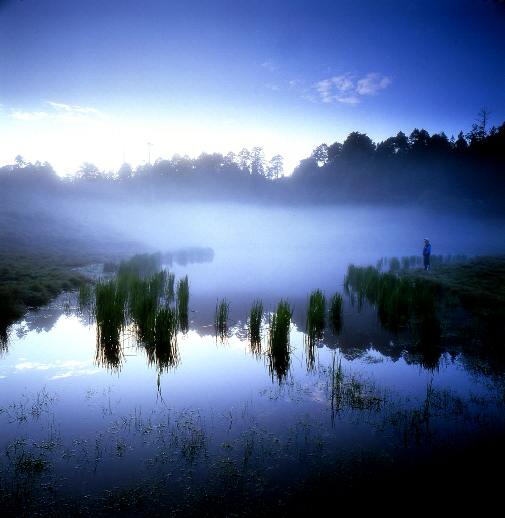 Mist of the Cuifeng Lake