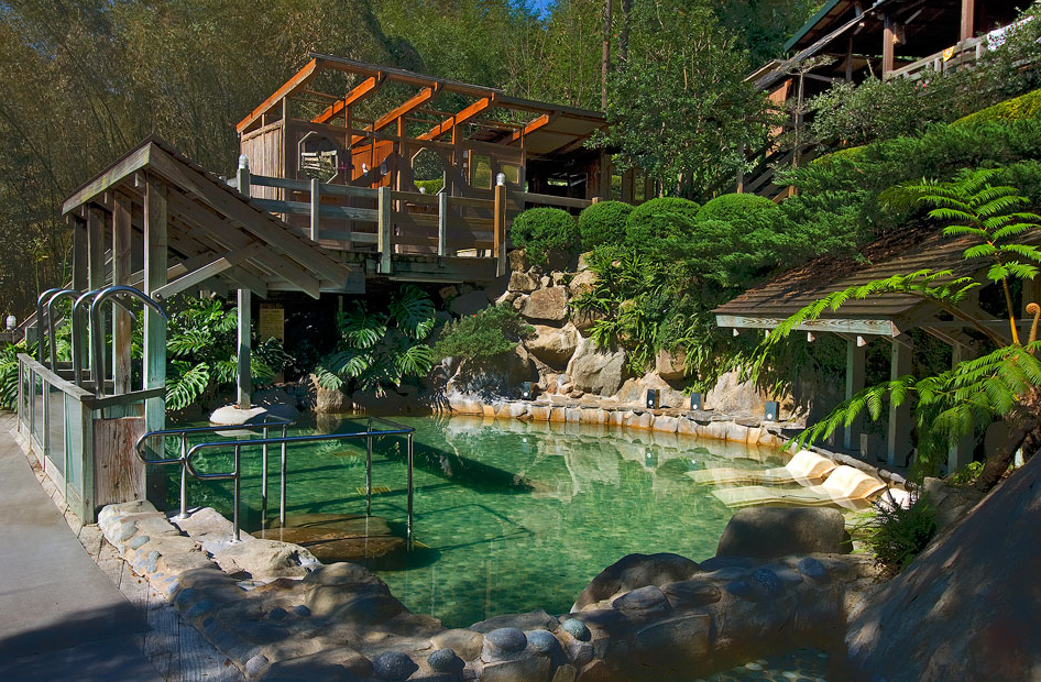 Tai'an Hot Springs
