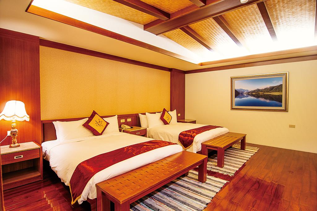 溫泉飯店房間設施